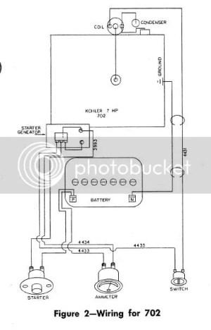Wheel Horse Wiring Diagram  Somurich