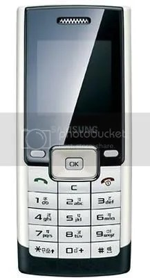 Samsung SGH B200