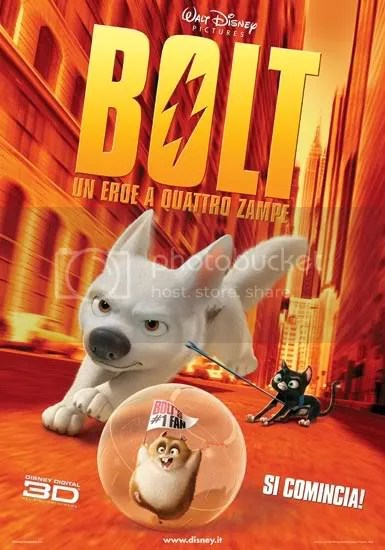 Bolt International Poster