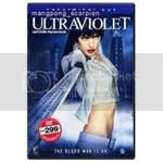 Ultraviolet on DVD