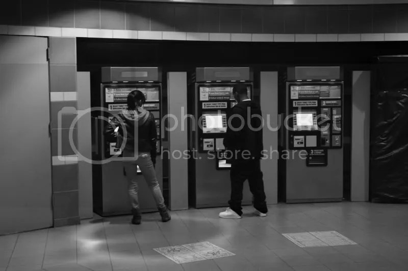 Ticket Kiosk (mid-tier underground)