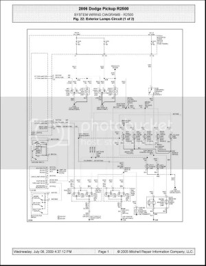 2006 Dodge Ram Cummins Wiring Diagram  Somurich