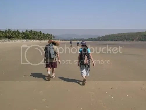 Beach trek: Gokarna to Honnavar (6/6)