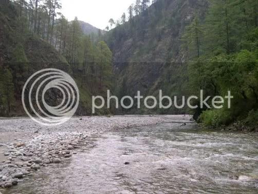 Nandakini river
