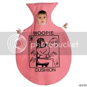 Baby Whoopee Cushion