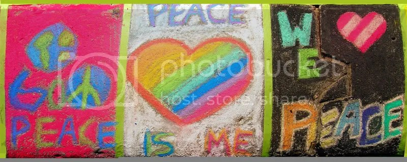 Our Chalk Drawings
