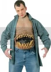 Hunger Pains Halloween Costume