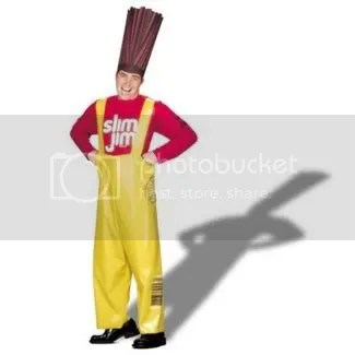 Slim Jim Costume
