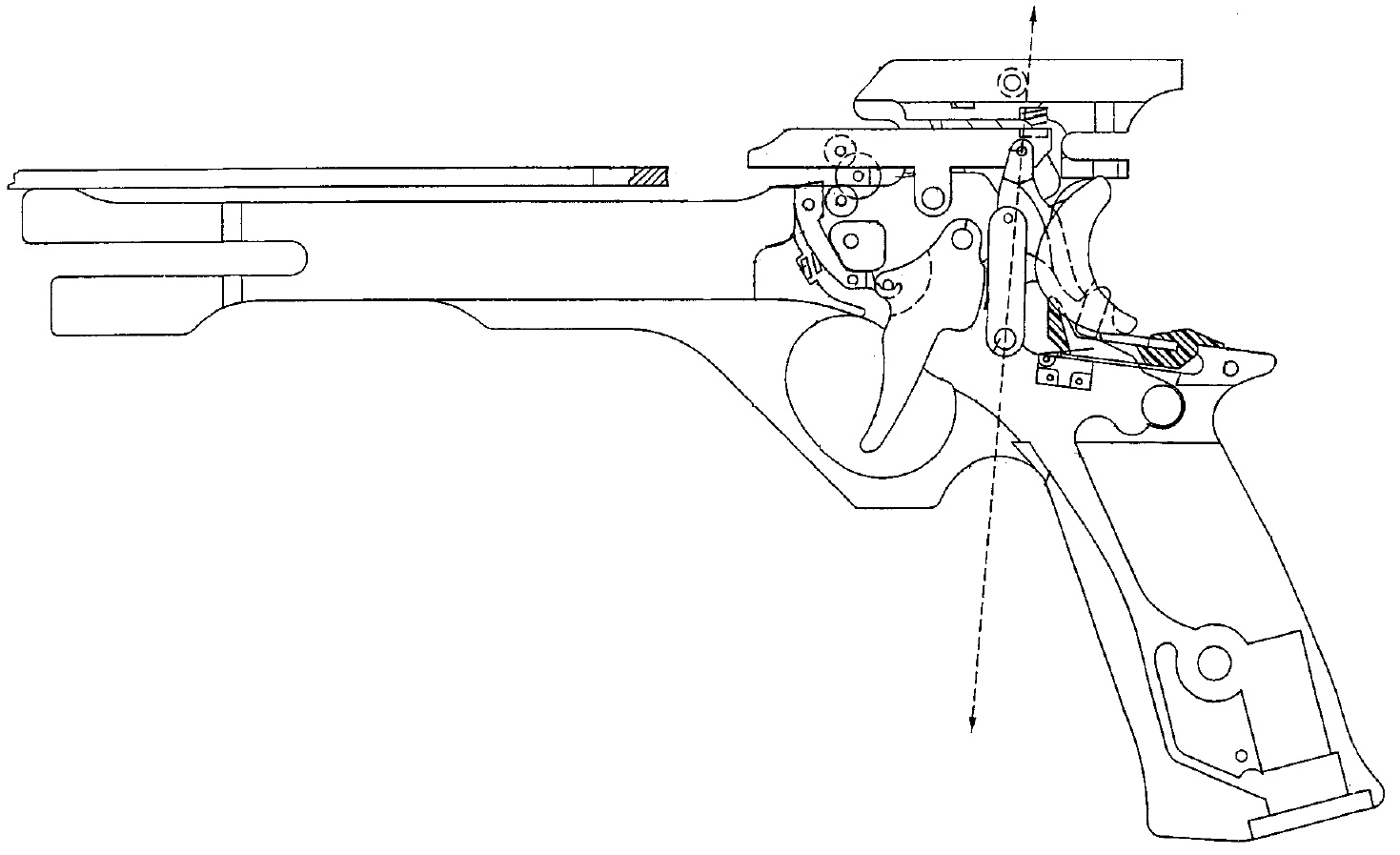 Pistol Crossbow Trigger Design