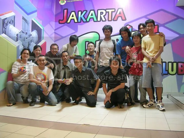 Jakarta Cuber