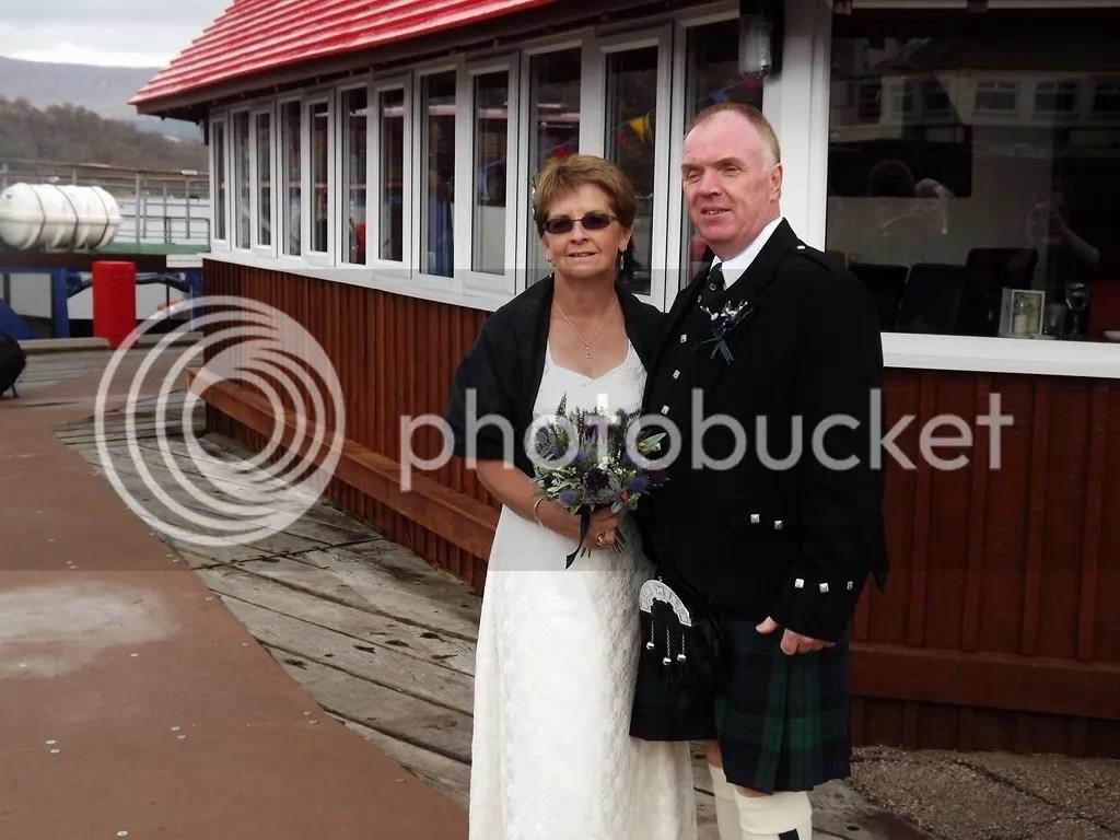 Lynda and Colin