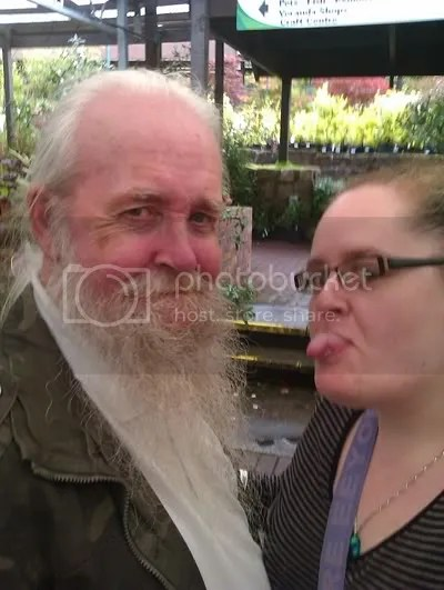 Laura and Dad
