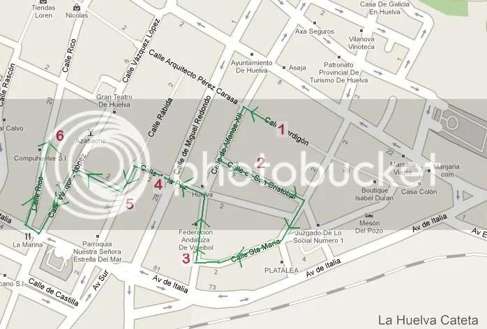 mapa ruta 1