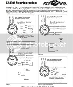 THE TWTex XR400 Thread  Page 65  TWT Forums
