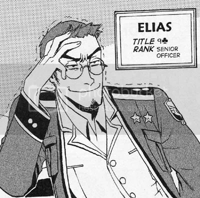 Someones been reading Fullmetal Alchemist