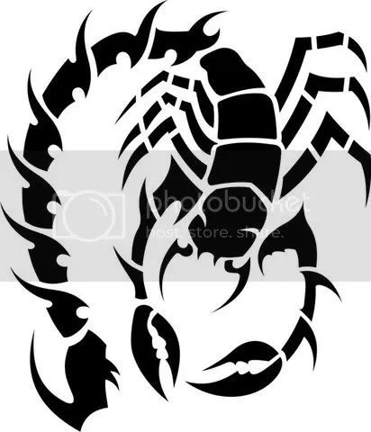 Scorpion Tattoos Pictures, Images and Photos