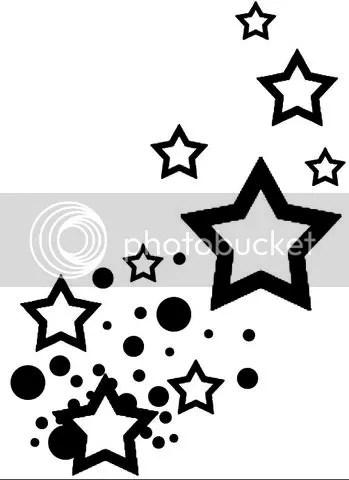 Star Tattoos and Nautical Stars