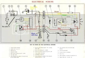 250 Wiring Diagram Jan 1966 Photo by Ventodue | Photobucket