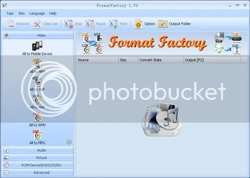 Format Factory: Công cụ chuyển đổi đa phương tiện tất cả trong một miễn phí