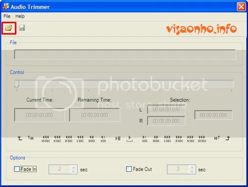 Cách cắt file nhạc bằng JetAudio Plus
