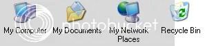 Cách thay đổi icon mặc định trên desktop của Windows