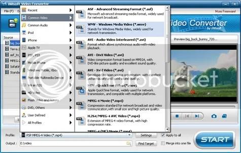 iWisoft Free Video Converter: Chuyển đổi Video và Audio chuyên nghiệp