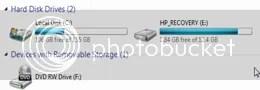 Ẩn các phân vùng ổ đĩa cứng trong My Computer