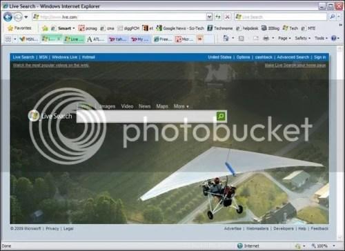 Internet Explorer 8 chính thức trình làng