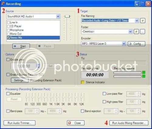 Hướng dẫn thu âm bằng máy tính
