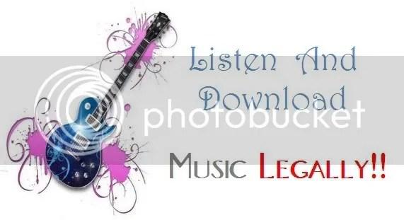 Nghe và tải nhạc miễn phí một cách hợp pháp