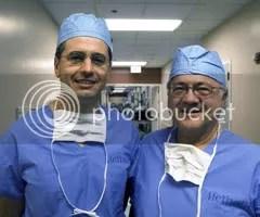 Dr. Robert Davis e Dr. Garth Davis