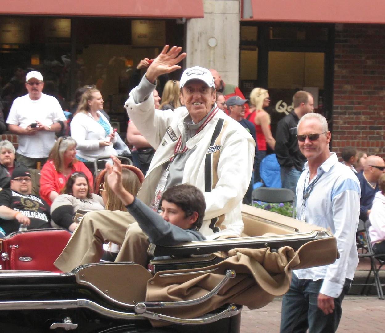 Jim Nabors, Gomer Pyle, 500 Festival Parade, Indianapolis, 2013