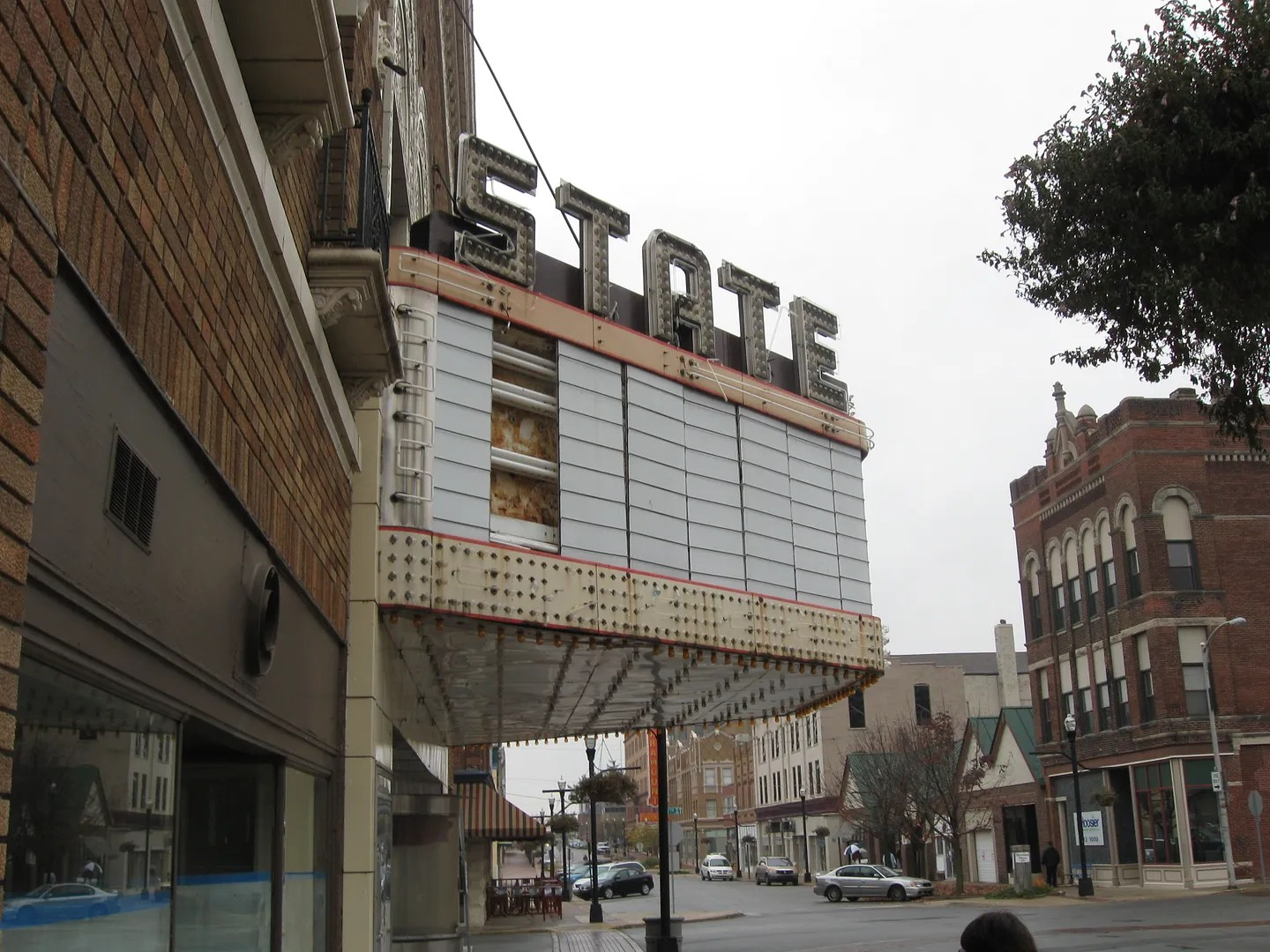 State Theatre, Anderson, Indiana