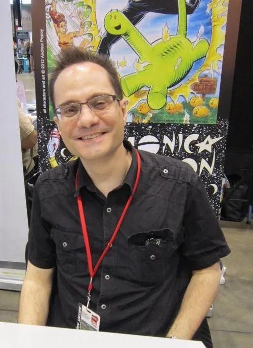 Andrew Pepoy