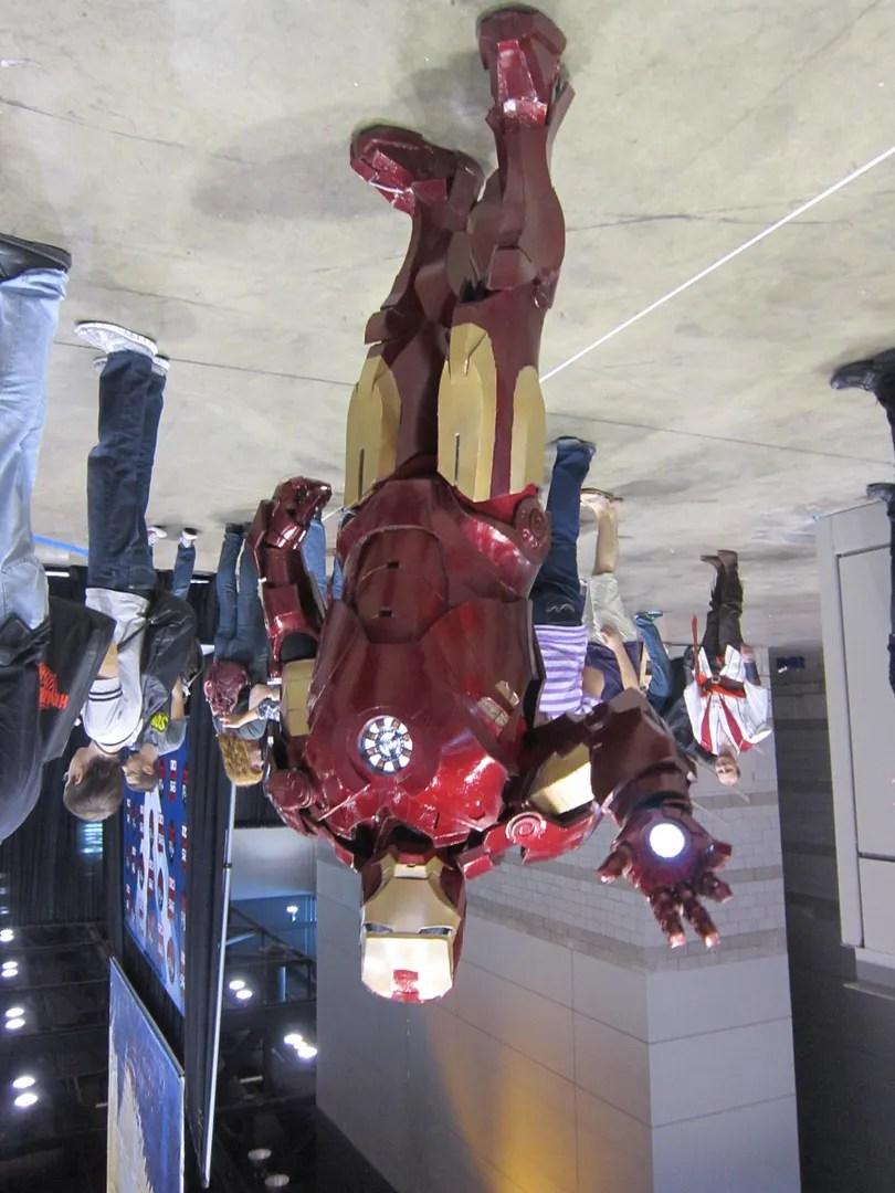 Iron Man, C2E2