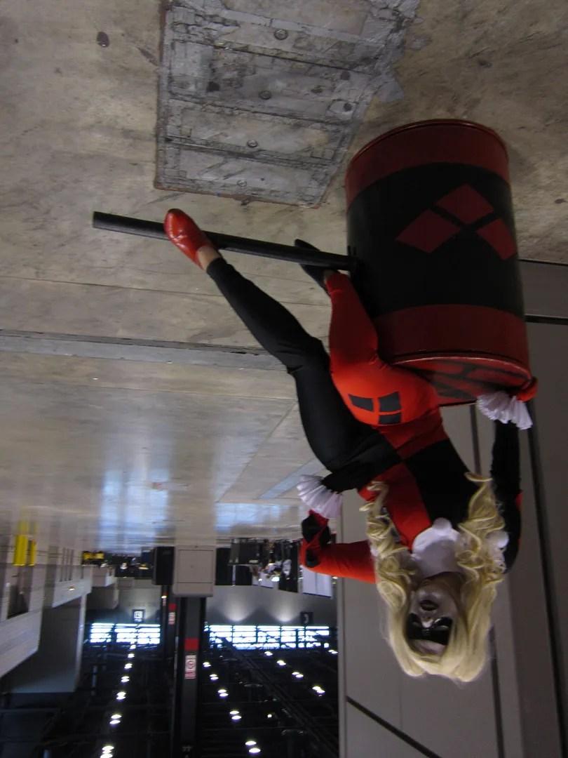 Harley Quinn, C2E2