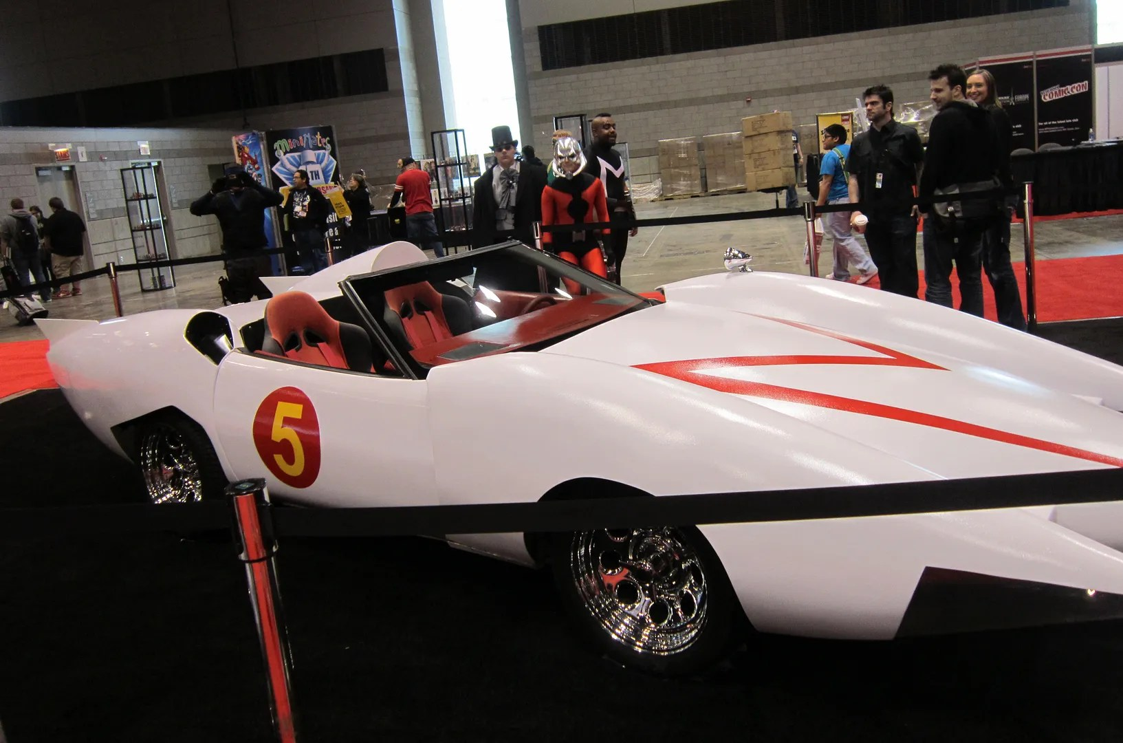 Mach 5, Speed Racer, C2E2