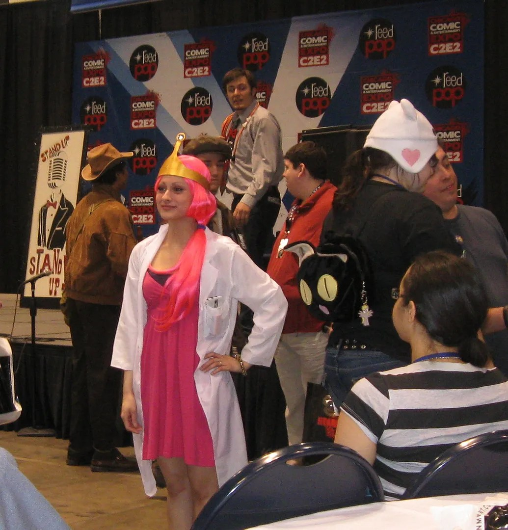 Princess Bubblegum, Adventure Time, C2E2