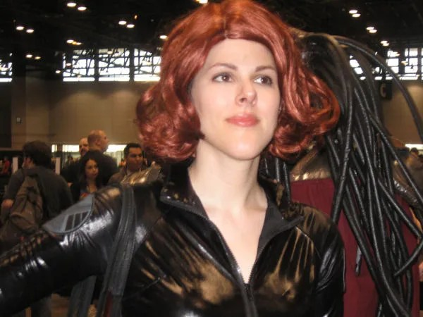 Black Widow, C2E2