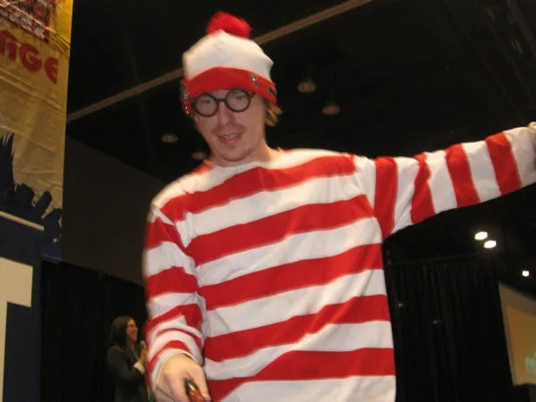 Where's Waldo, C2E2