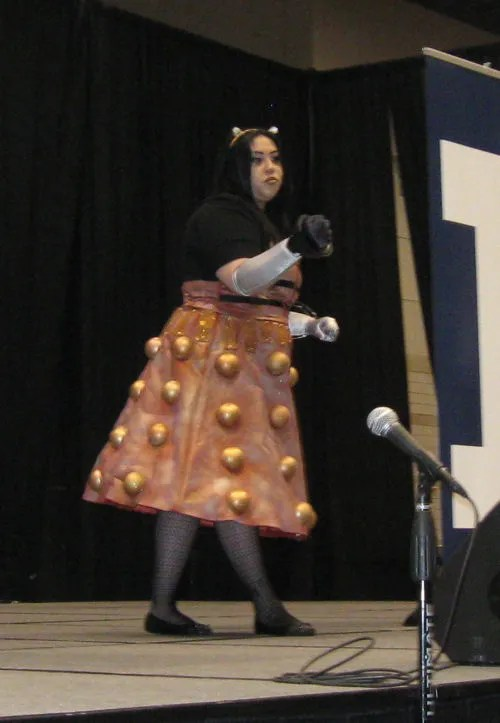 Dalek, Doctor Who, C2E2
