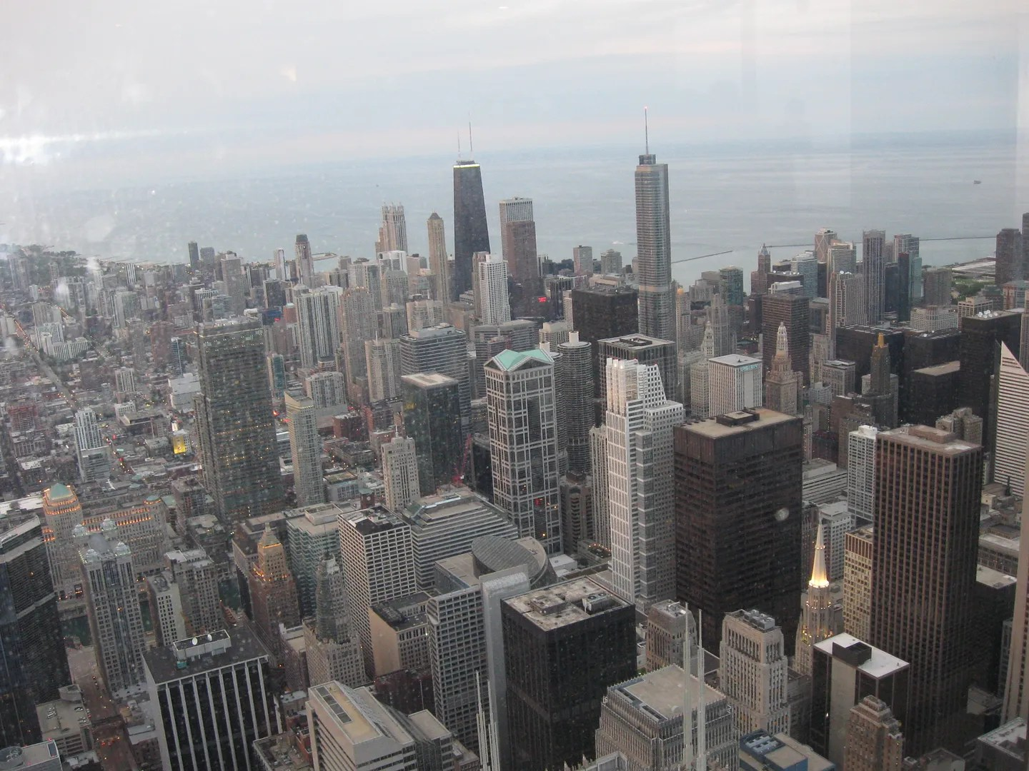 Willis Tower view, Chicago