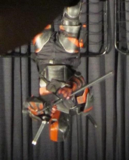 Deathstroke the Terminator, GenCon 2013