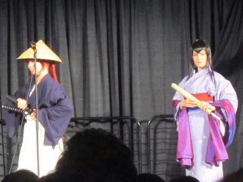 Rurouni Kenshin, GenCon 2013