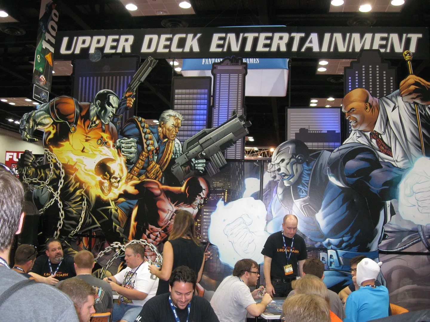 Marvel Legendary, Upper Deck, GenCon 2013