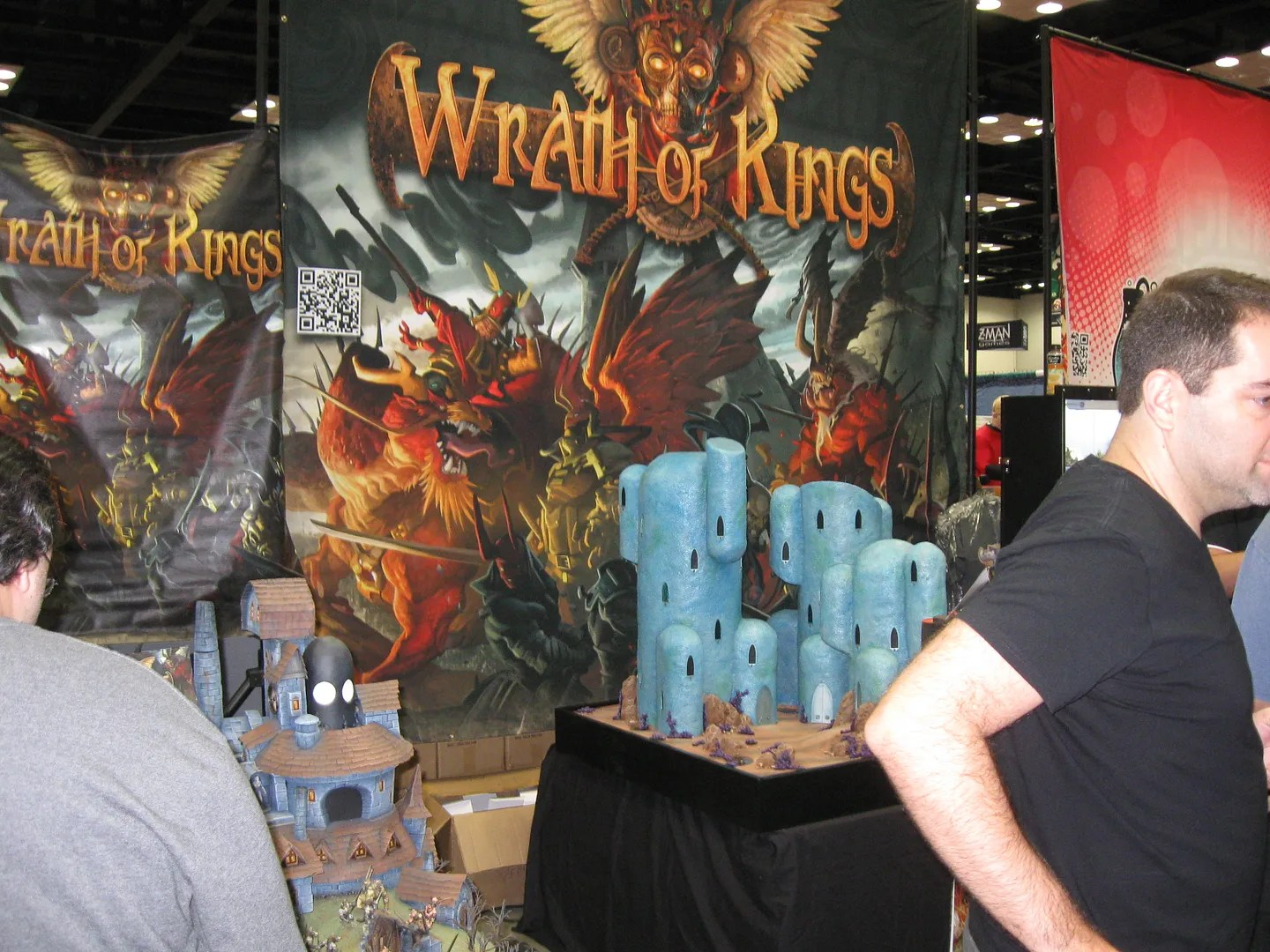 Wrath of Kings, GenCon 2013