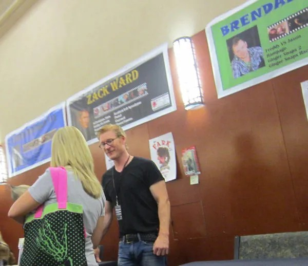 Zack Ward, HorrorHound