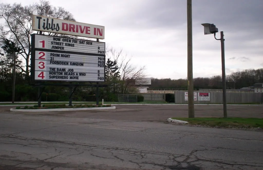 Tibbs Drive-In, Indianapolis
