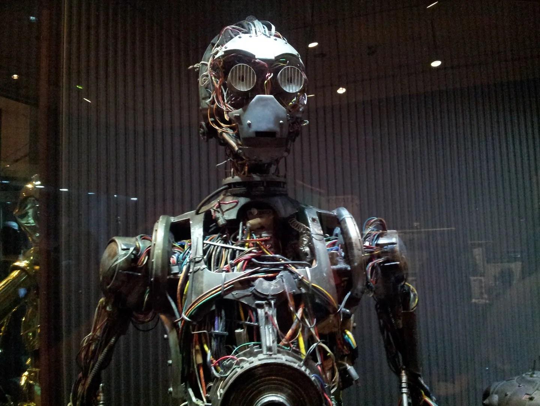 C-3PO, Star Wars, exhibit