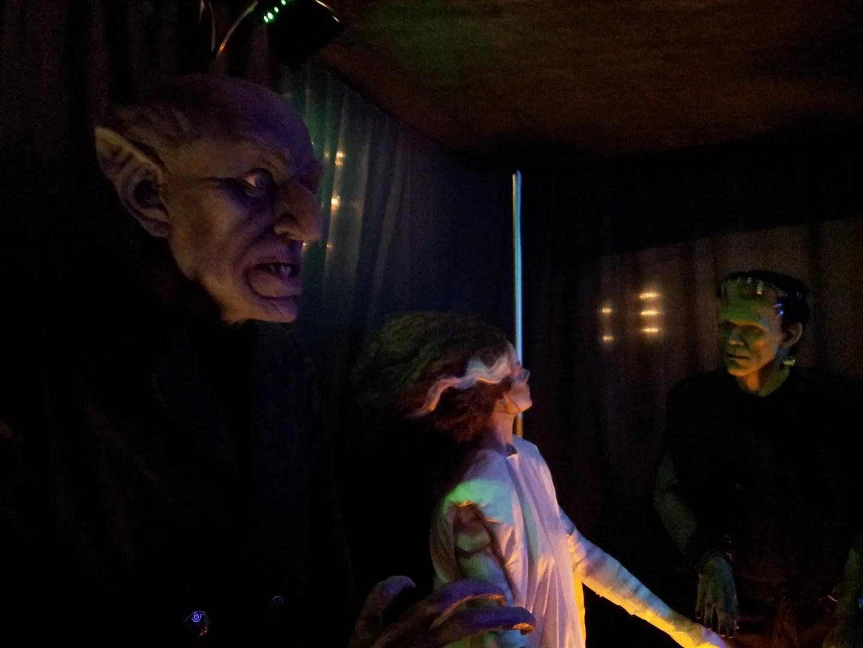 Nosferatu, Frankenstein